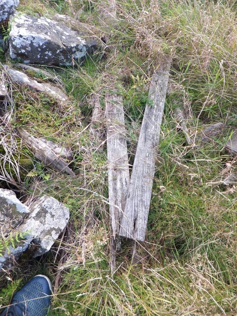 Original timbers, perhaps.