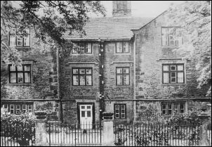 Bagganley Hall by Black Brook was demolished during the construction of the M61.