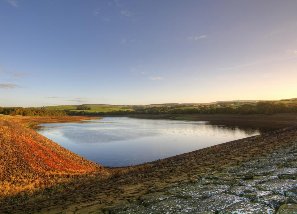 Thanks to Graham Donnelly for this great photograph of Yarrow Reservoir.